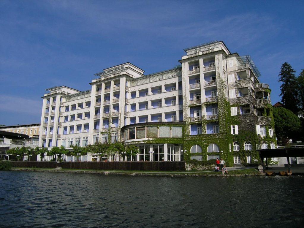 Hotel Toplice Lake Bled wedding accommodation