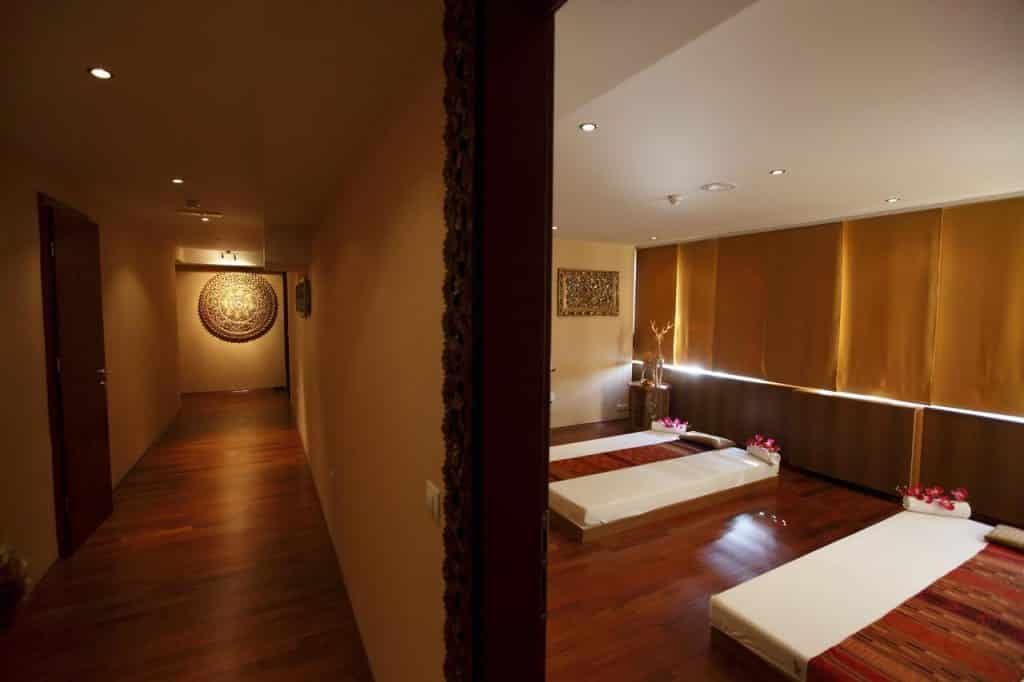 Hotel Park massage room from the Lake Bled wedding accommodation offer
