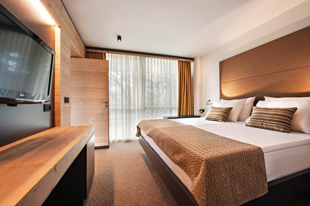 Lake Bled wedding accommodation Rikli Balance room