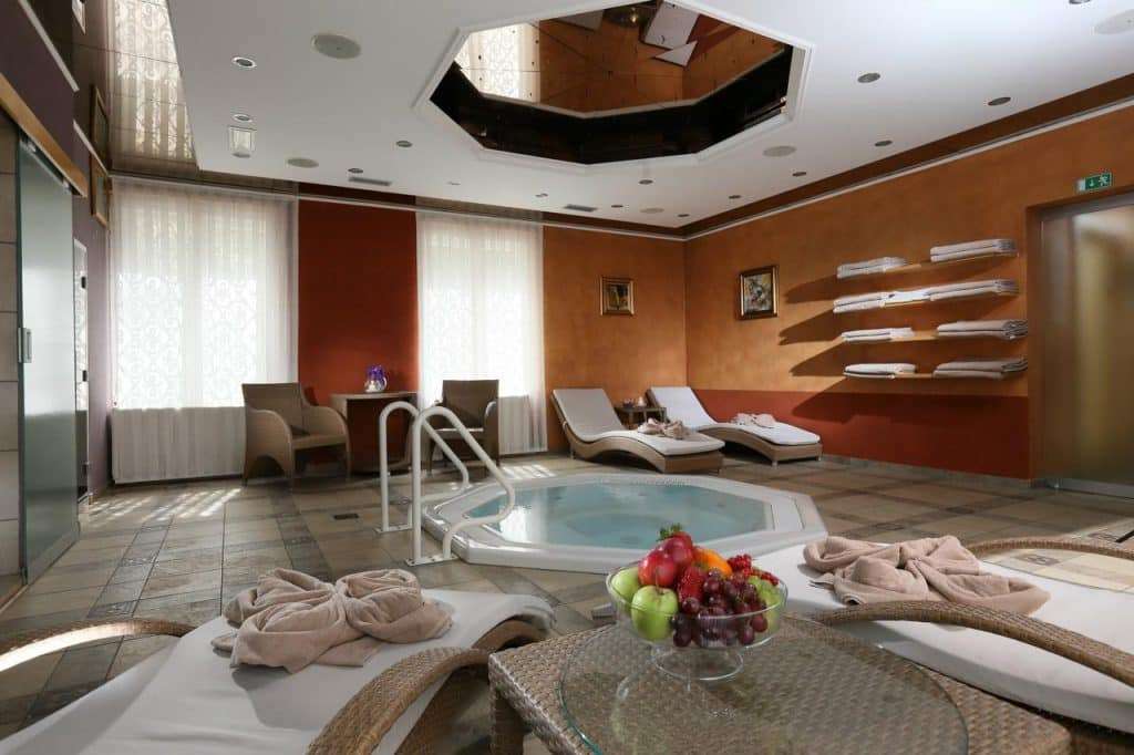 Lake Bled wedding accommodation Vila Bled wellness