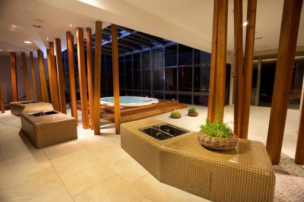 Hotel Astoria Bled pool