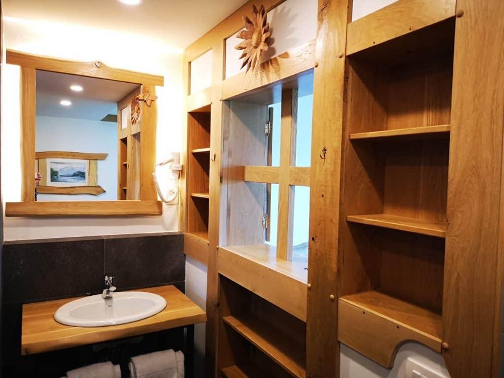 Hotel Ribno Bled bathroom