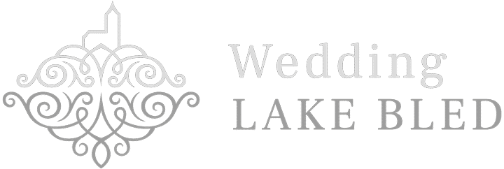 Gray logo Wedding Lake Bled