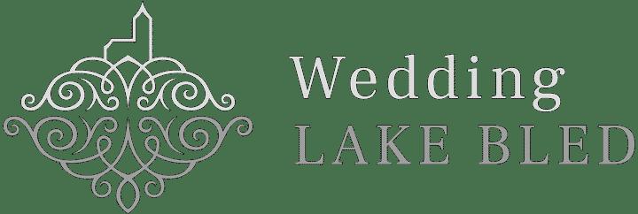 Gray logo Wedding Lake Bled