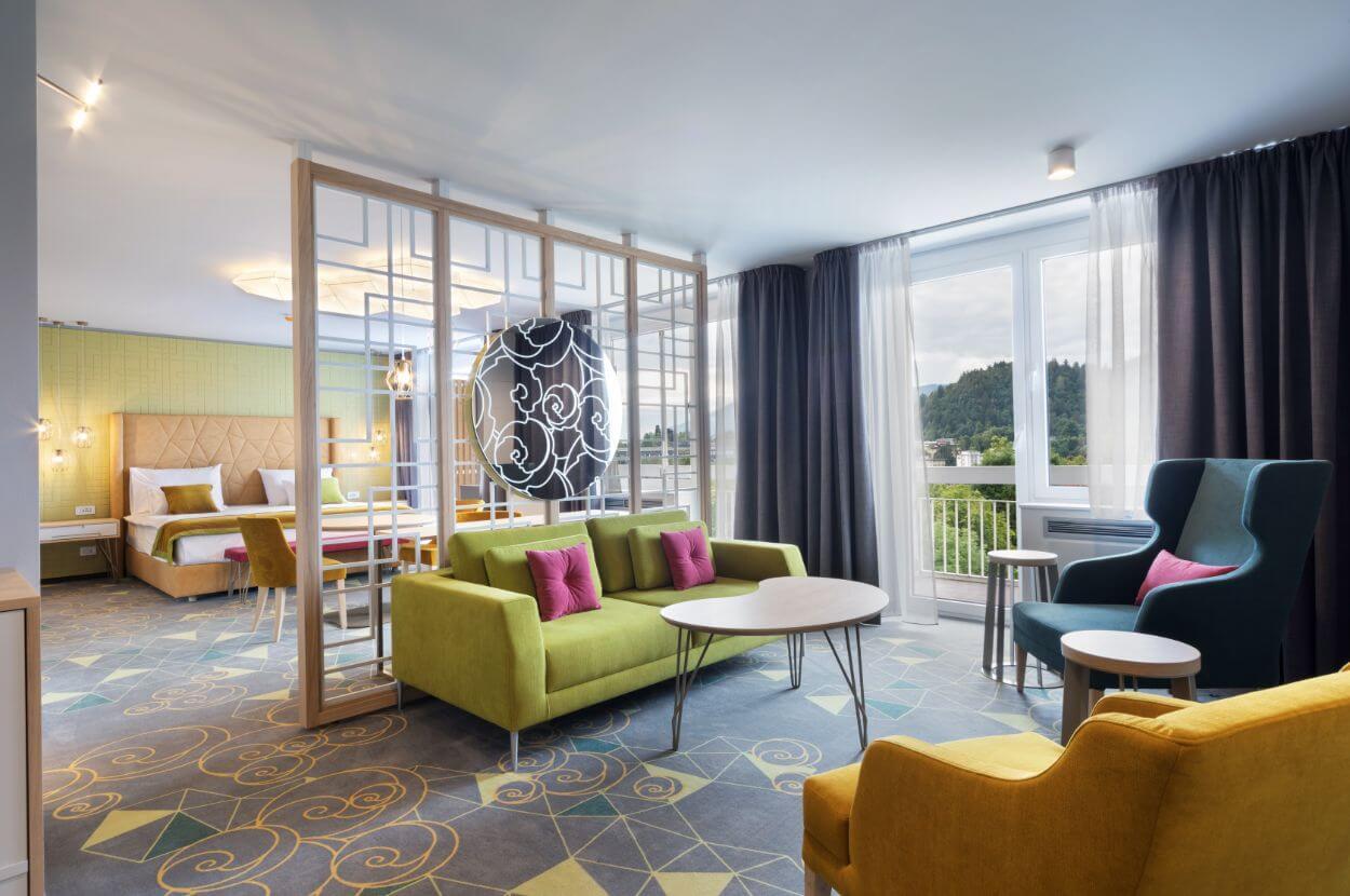 Suita-apartma-jug-Bled-Rose-Hotel