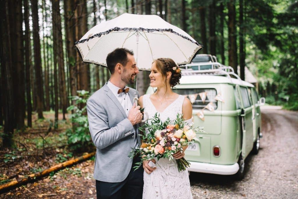 Wedding Bouquet Boho