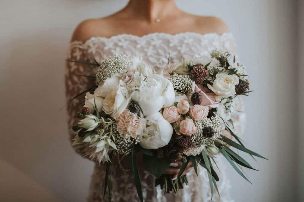 Wedding Bouquet Wedding Flowers - Slovenia