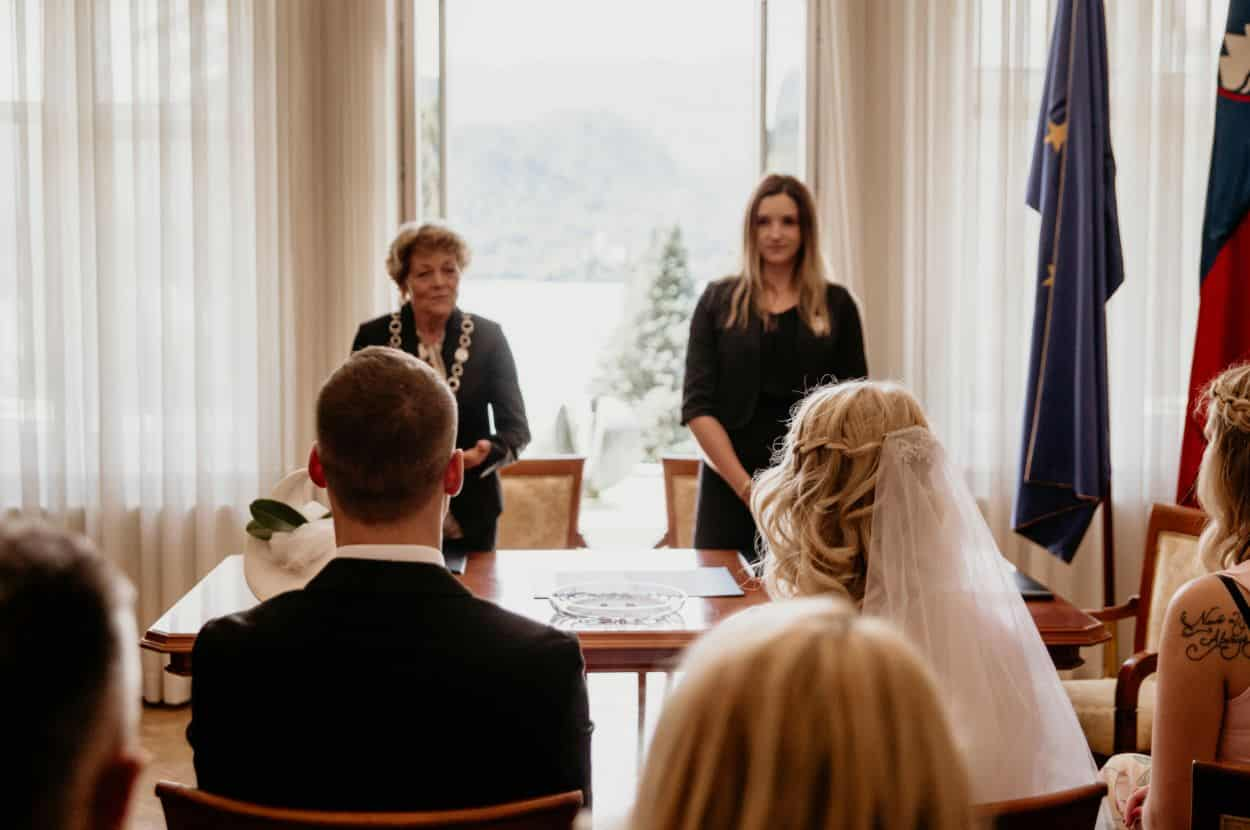 Cermeony-Bled-Town-Hall-wedding