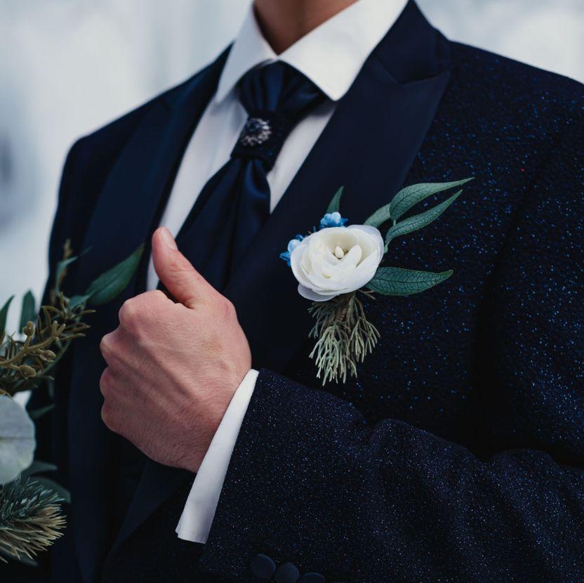 Florent wedding flowers.